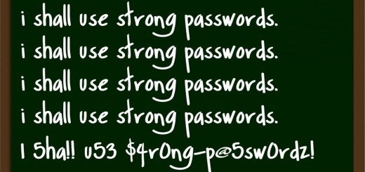Password-Evidenza