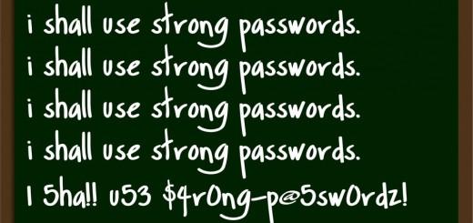 Password-Evidenza